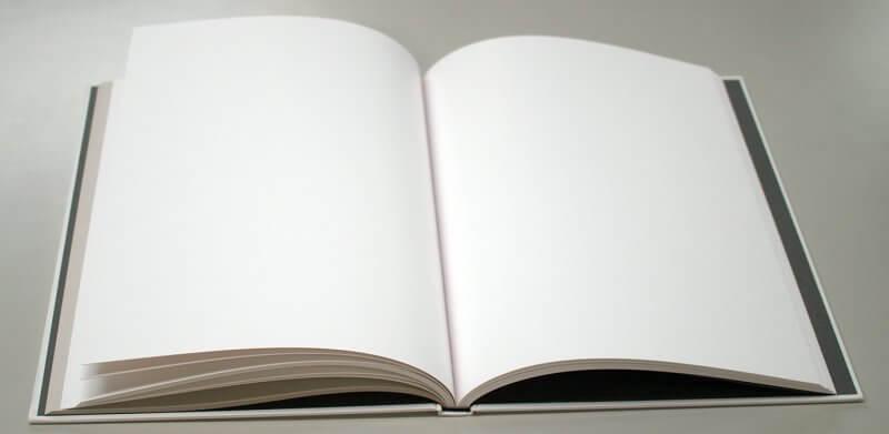 「束見本」本の仕上がりイメージをつかむダミーブック
