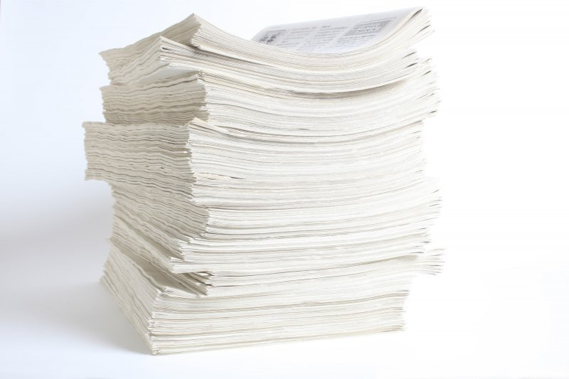 印刷用紙の「紙くせ」ってなんだ!?