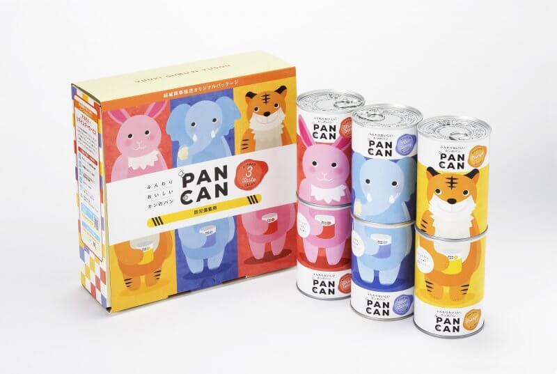 【事例紹介】パンの缶詰6缶セット:有限会社結城商事輸送様