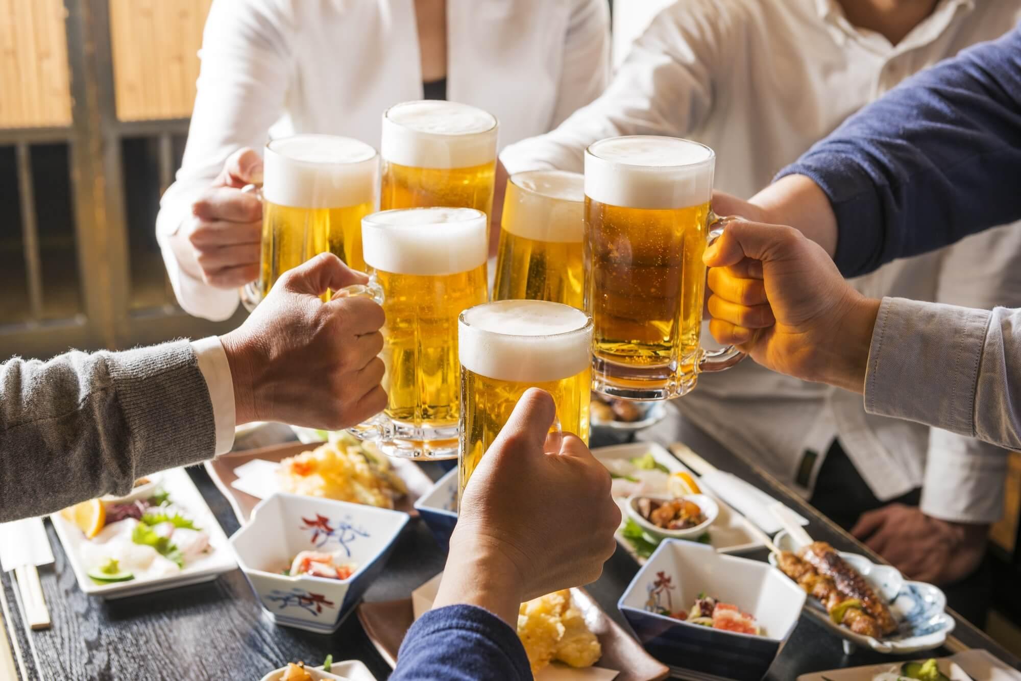 横浜駅周辺の歓送迎会にピッタリな居酒屋さん
