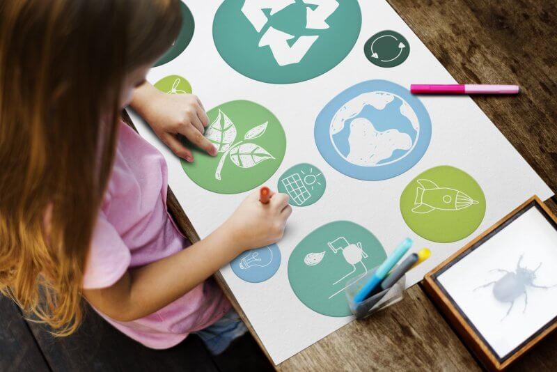 4月22日はアースデイ 改めて認識したい、印刷会社としての地球のための取り組み