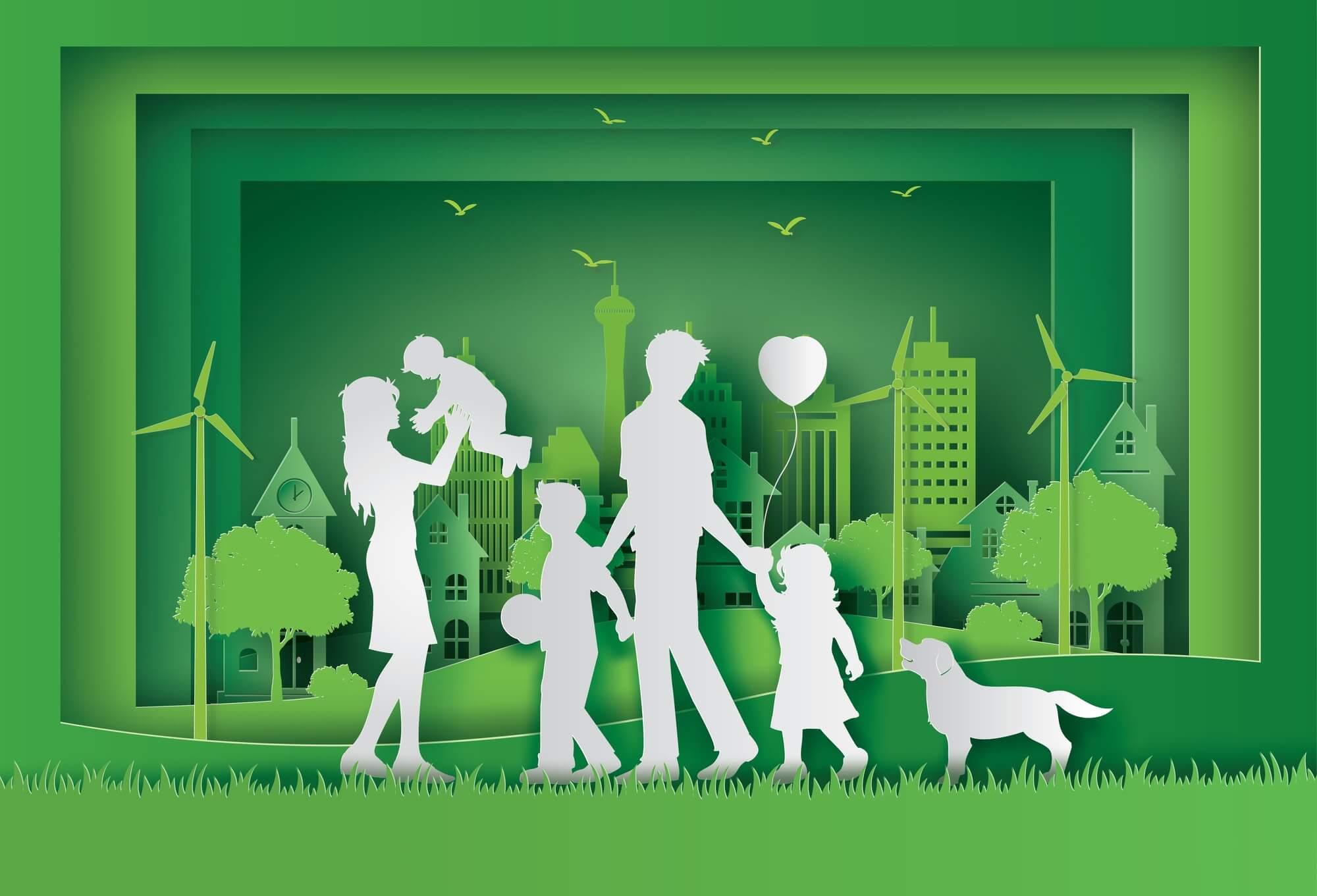 印刷会社の地球環境のための取り組み~リサイクル対応型印刷物のお話〜