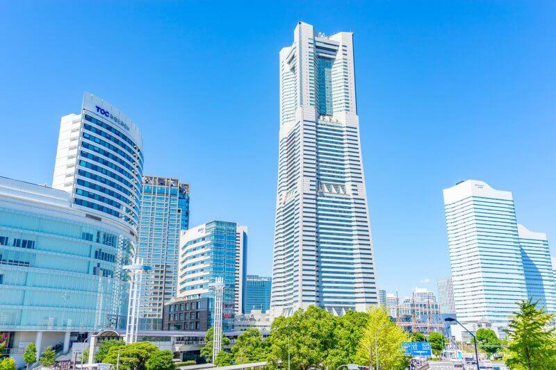 横浜ランドマークタワーが開業25周年まさしくランドマークな建物ができた時代