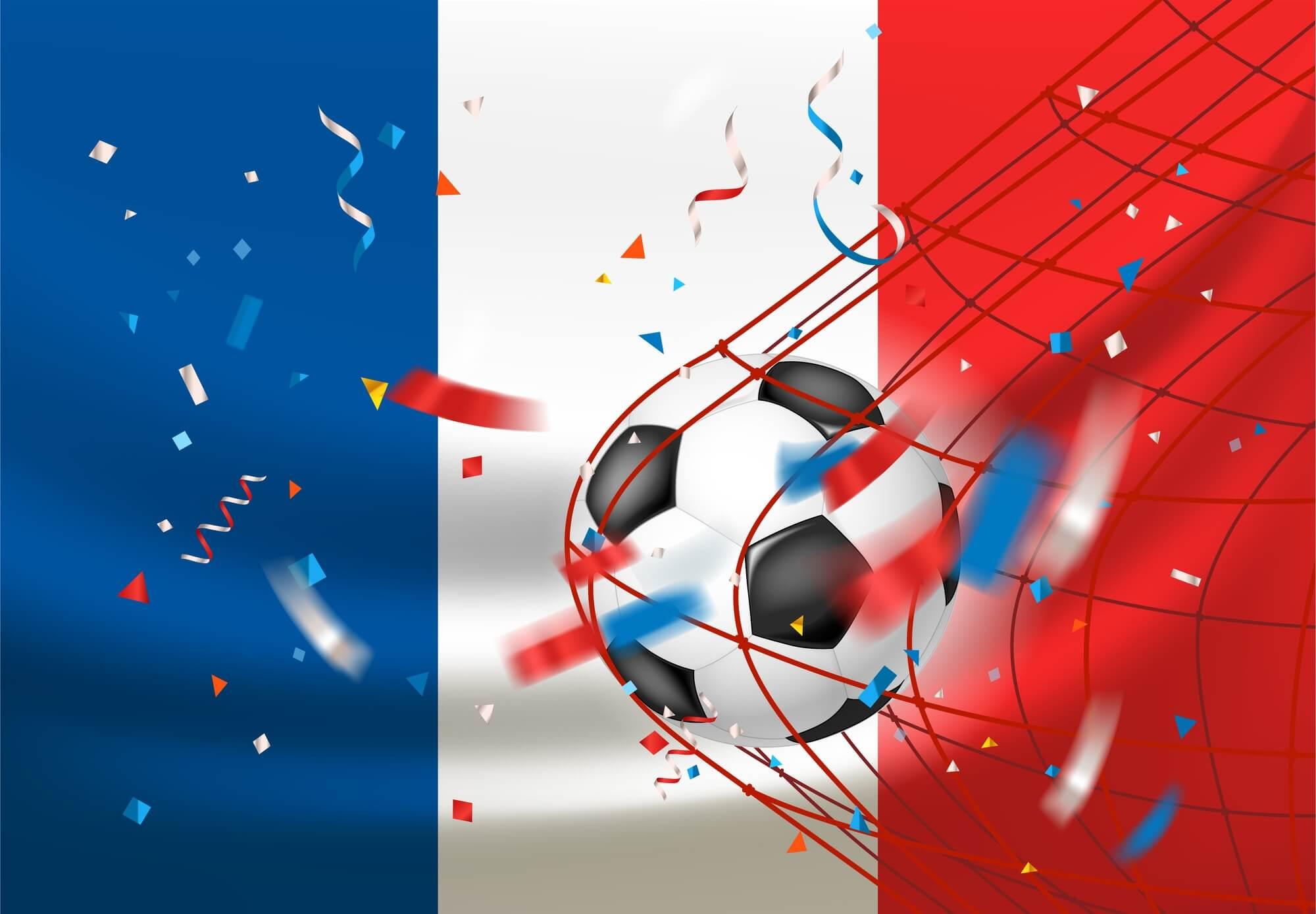 「祝W杯フランス優勝」というタイミングで「印刷とフランス」!?