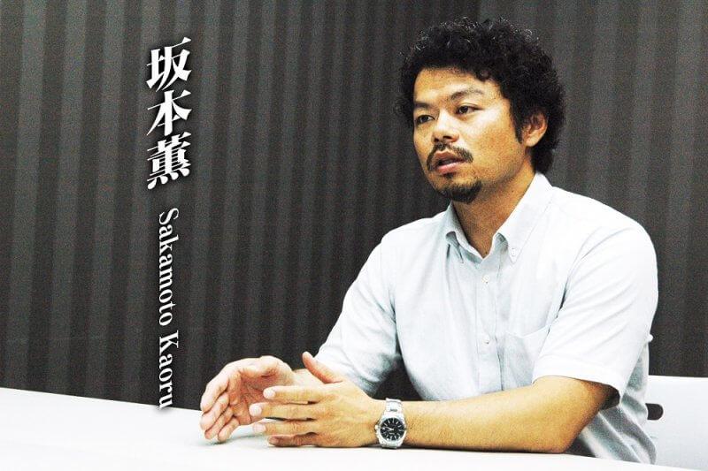 野毛印刷の仕事人ファイル No.04 ~ 経営企画室次長 坂本 薫 ~