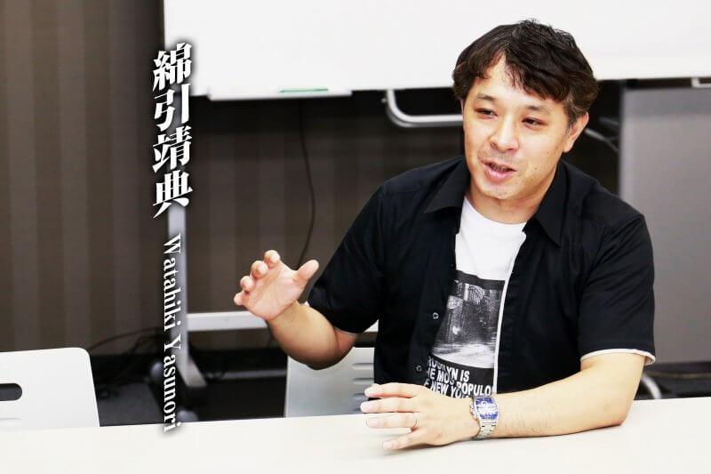 野毛印刷の仕事人ファイル No.07 ~ 映像ディレクター 綿引靖典 ~