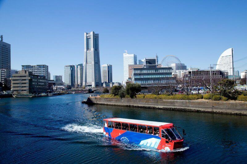 防災訓練で知った運河の水質と横浜ブルーカーボンについて