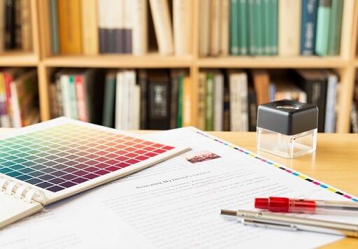 【印刷会社社員が教える】色校正をスムーズに進めるためのポイント