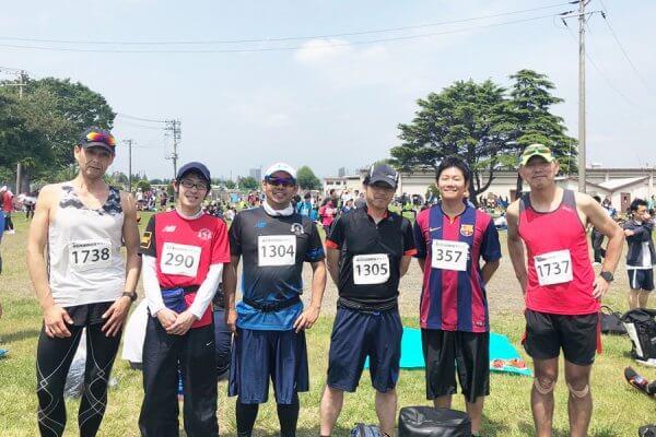 野毛印刷マラソン部の活動報告&湘南国際マラソンに向けて