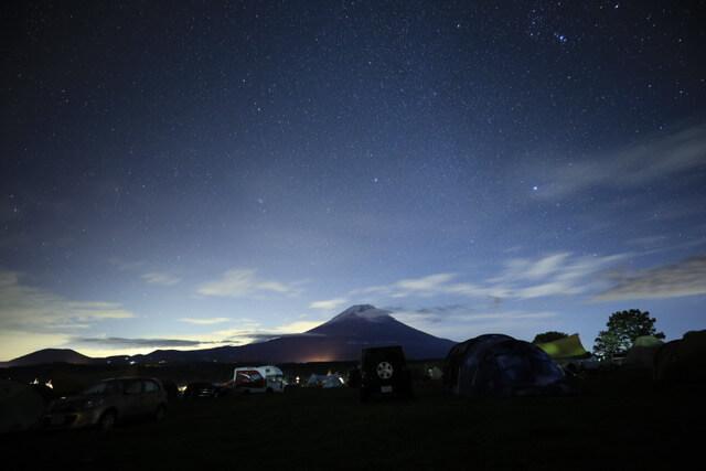 「ふもとっぱらキャンプ場」でのキャンプ報告!