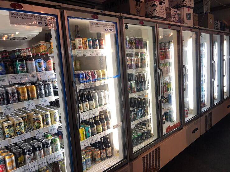 週末じゃーーー!!!アメリカのクラフトビール専門店『Antenna America』に行ってきました