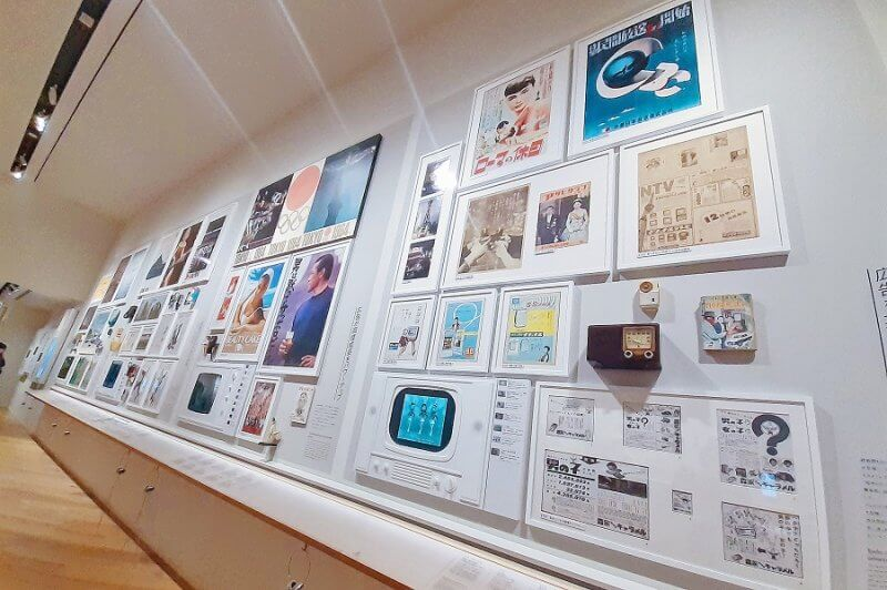 【あの有名な広告にもう一度会えるかも?】アドミュージアム東京にいってみた!