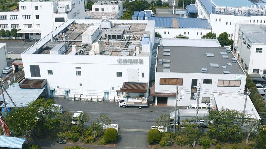 【一眼レフとドローン撮影で表現力のある動画に】福浦工場紹介動画ができました!