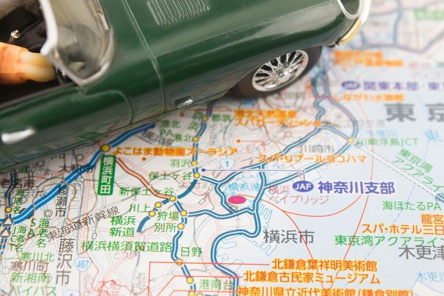 【おうち時間に最適!】グーグルマップで横浜観光してみた