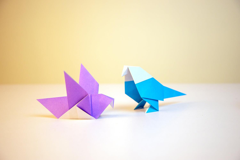 折紙の歴史―人々の想いを込めて届けられる折紙―