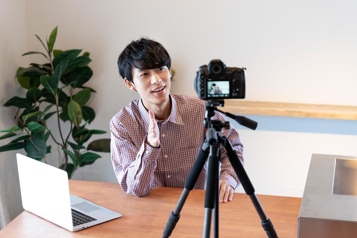 【YouTube企業チャンネルで使える撮影機材3選】これから始める方は必見!