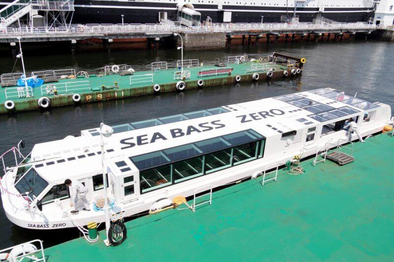【いつもと違う横浜を】株式会社ポートサービス様「SEA BASS ZERO船内案内動画」